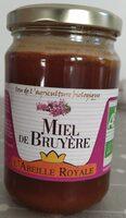 Miel de bruyère - Product - fr
