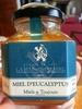 Miel d'Eucalyptus - Produit