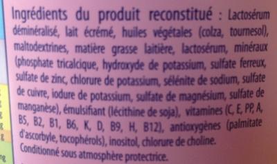 Eveil Nature - Ingrédients - fr