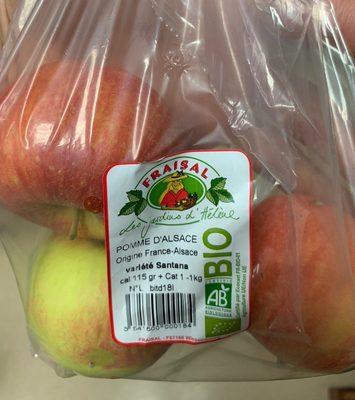 Pomme d'Alsace - Produit - fr