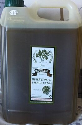 Huile d olive vierge extra - Product