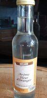 Eau Aromatisée Fleur D'oranger 25cl - Product