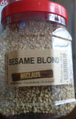 Sésame blond - Product - fr