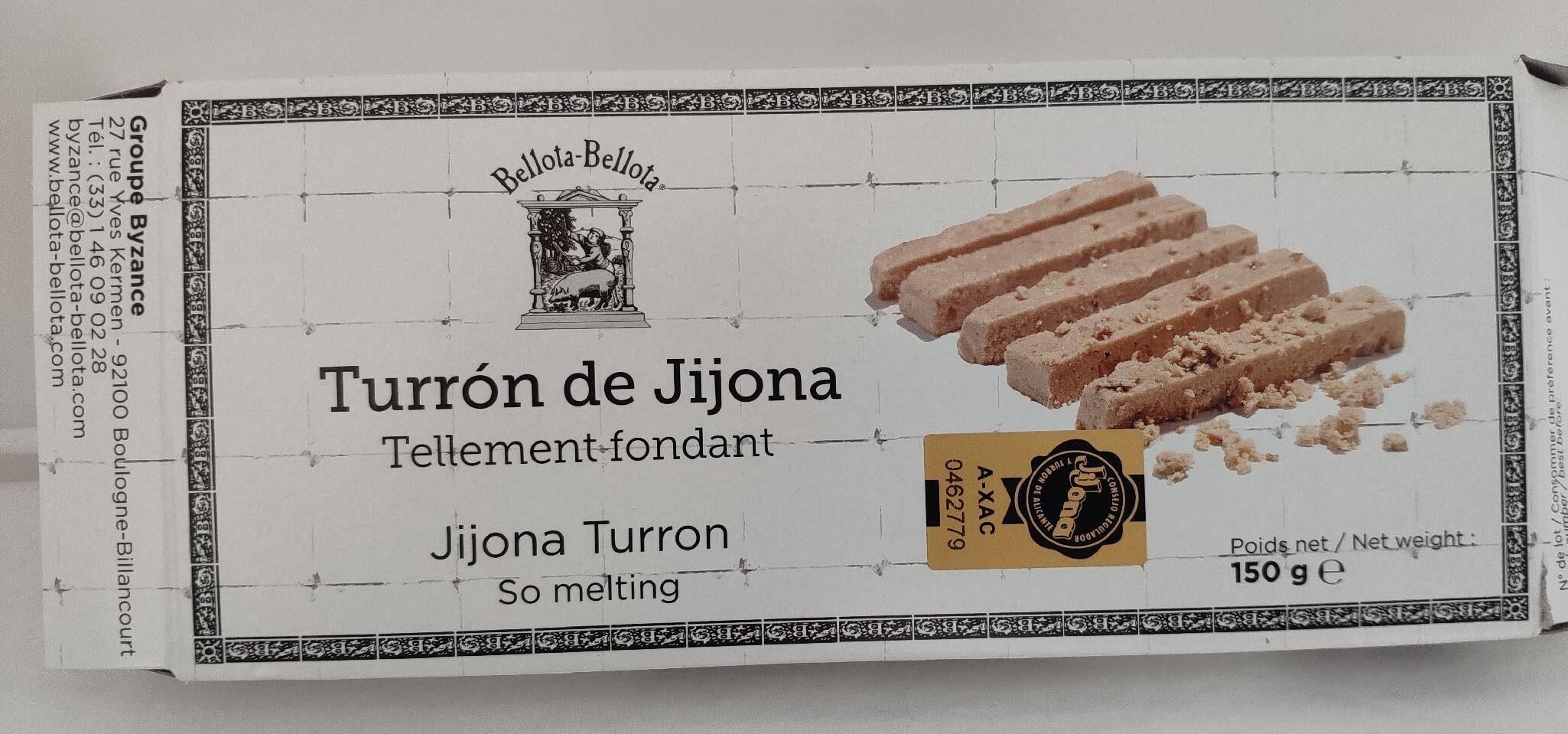 Turròn de Jijona - Product