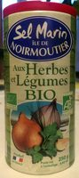 Sel marin aux herbes - Product - fr