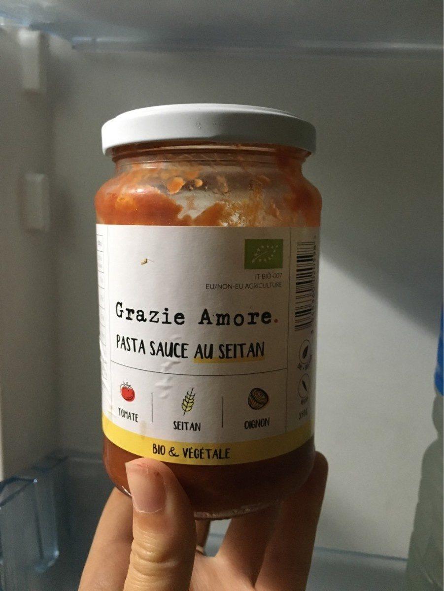 Sauce tomate au Seitan - Product