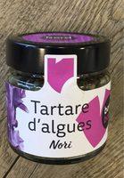 Tartare d'algue Nori - Produit
