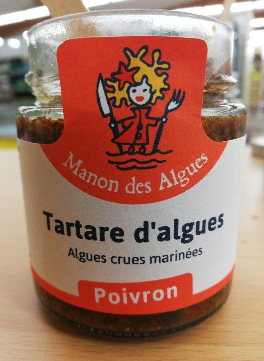Tartare d'algues crues marinées - Produit - fr
