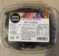 Fines Lames De L'ocean - Informations nutritionnelles