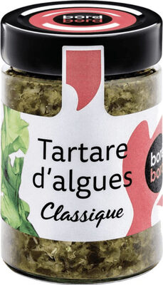 Tartare d'Algues Classique - Produit - fr