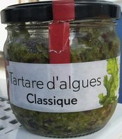 Tartare d'Algues classique - Product