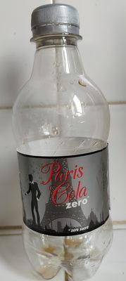 Paris Cola Zéro - Produit