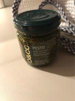 Pesto basilic & parmesan - Produit