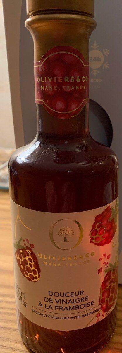 Douceur de vinaigre a la framboise - Product - fr