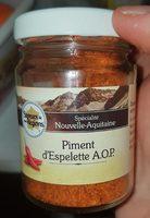 Piment d'espelette - Product - fr