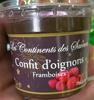 Confit d'Oignons Framboises - Product
