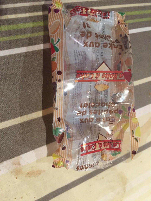 Cake Pépites de Chocolat - Product