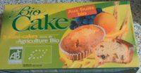 Cake Aux Fruits Bio - Product