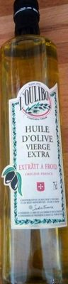 Huile d'olive vierge extra extrait à froid - Product
