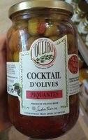 Cocktail d'Olives Piquantes - Product