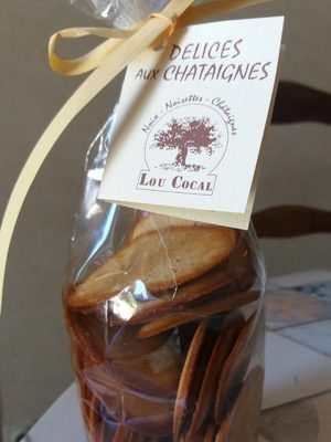 Délices aux châtaignes - Produit - fr