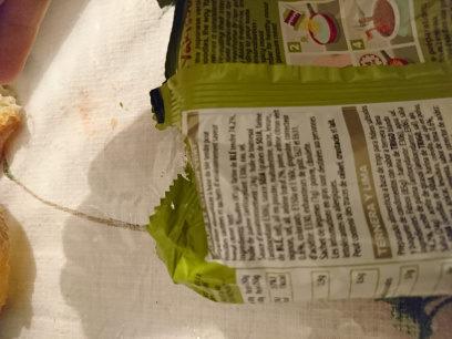 yakisoba nouilles sautées - Informations nutritionnelles - fr