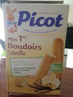 Mes Premiers Boudoirs Vanille Picot - Product