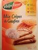Mix Crêpes & Gaufres - Produit