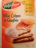Mix Crêpes & Gaufres - Product