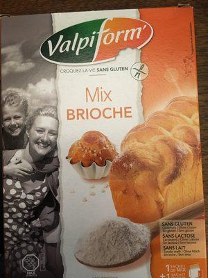 Mix Brioche - Produit - fr
