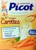 Mes 1ères Céréales Carottes - Produit