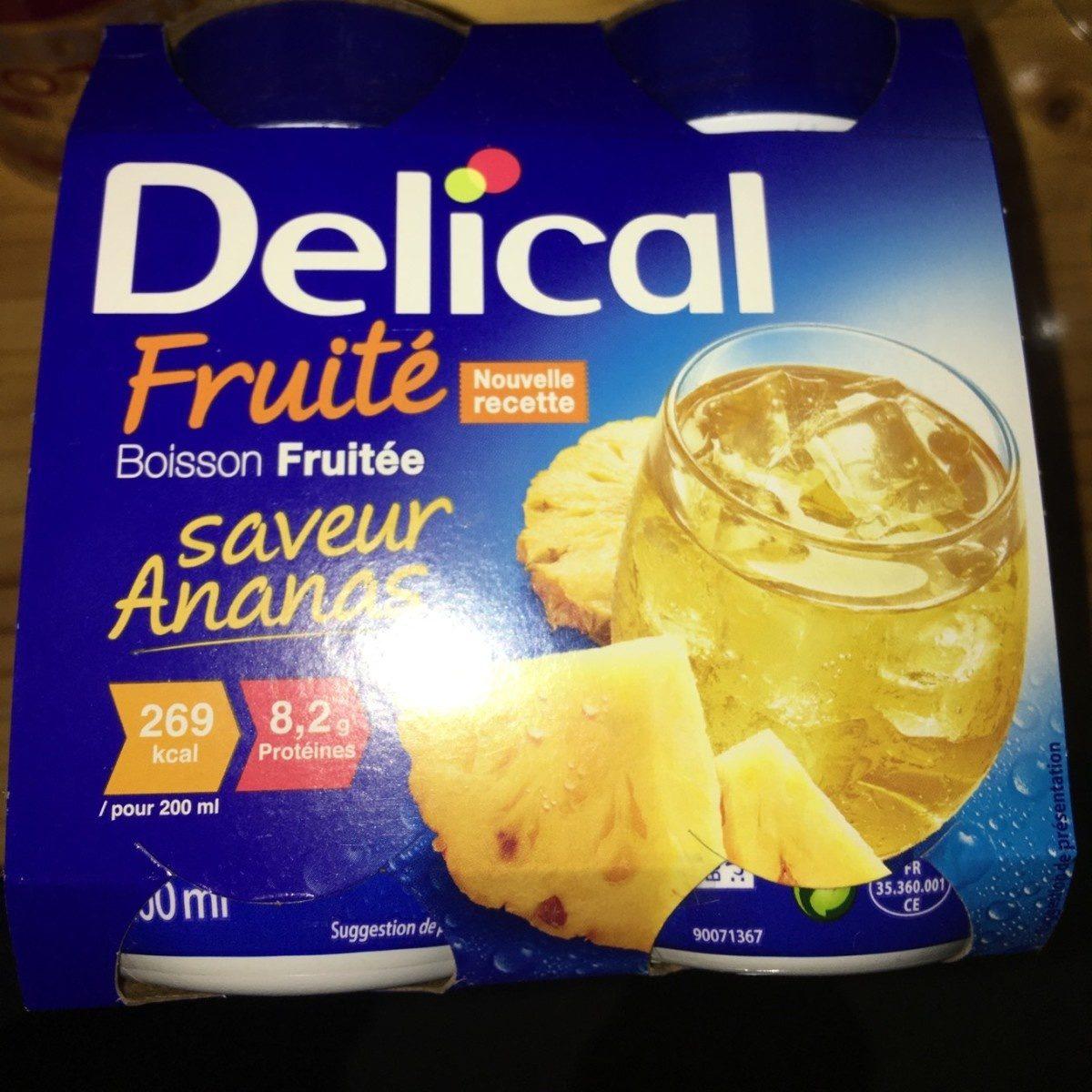Boisson Fruité - Product