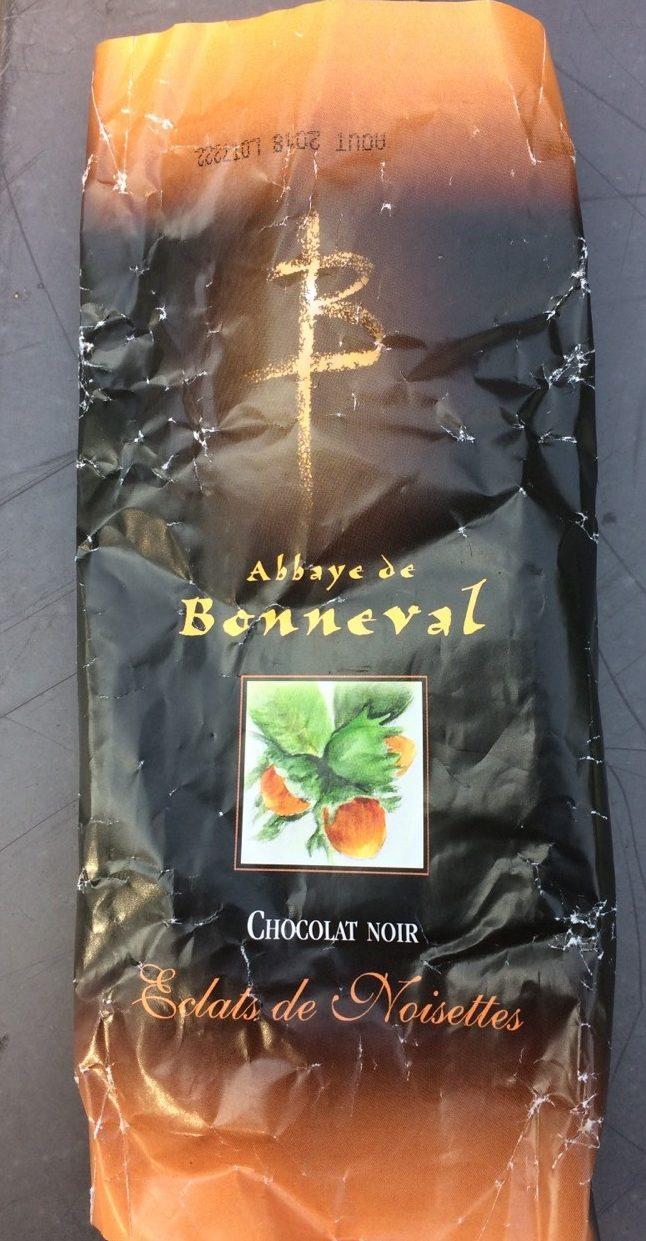 Chocolat Eclats de Noisettes - Produit