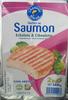 Hachés au saumon échalote & ciboulette - Produit