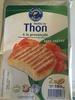Hachés au thon à la provençale - Product