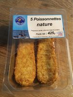 5 poissonette nature - Product - fr