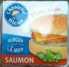 Burger de la mer - Saumon - Produit