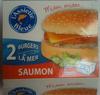 Burgers de la Mer - Saumon - Produit