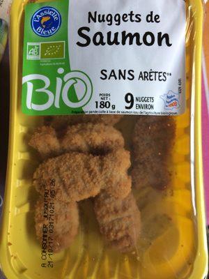 Nuggets de saumon - Product - fr