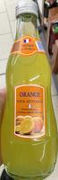 Orange Soda Artisanal - Produit - fr