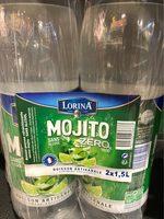 Mojito zero - Produit - fr