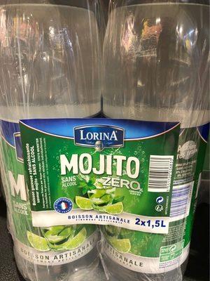 Mojito zero - Produit