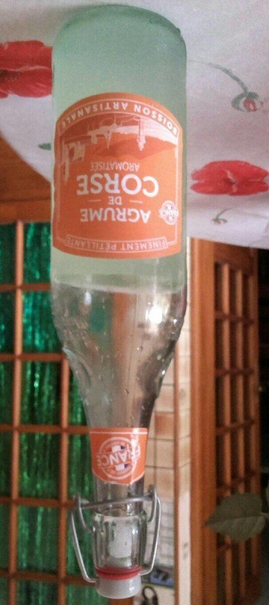 Agrume de Corse aromatisee - Produit - fr