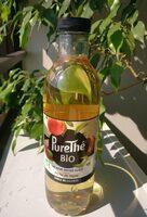 Purethé bio peche de vigne - Produit - fr