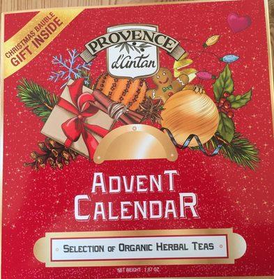 Advent calendar - Produit