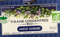 Tisane Mieux Dormir Bio - 20 Sachets - Romon Nature - Product - fr