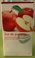 Jus de pomme à base de concentré - Produkt - fr