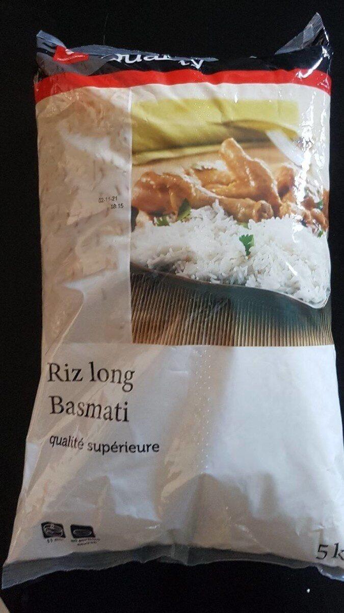 Riz long basmati - Prodotto - fr