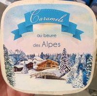 Caramel au Beurre des Alpes - Produit