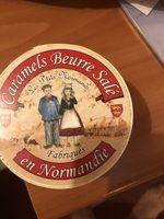 Caramels beurre salé - Product